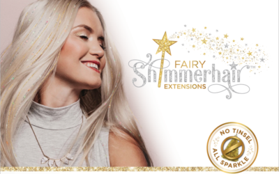 Fairy Shimmerhair Extensions Launches